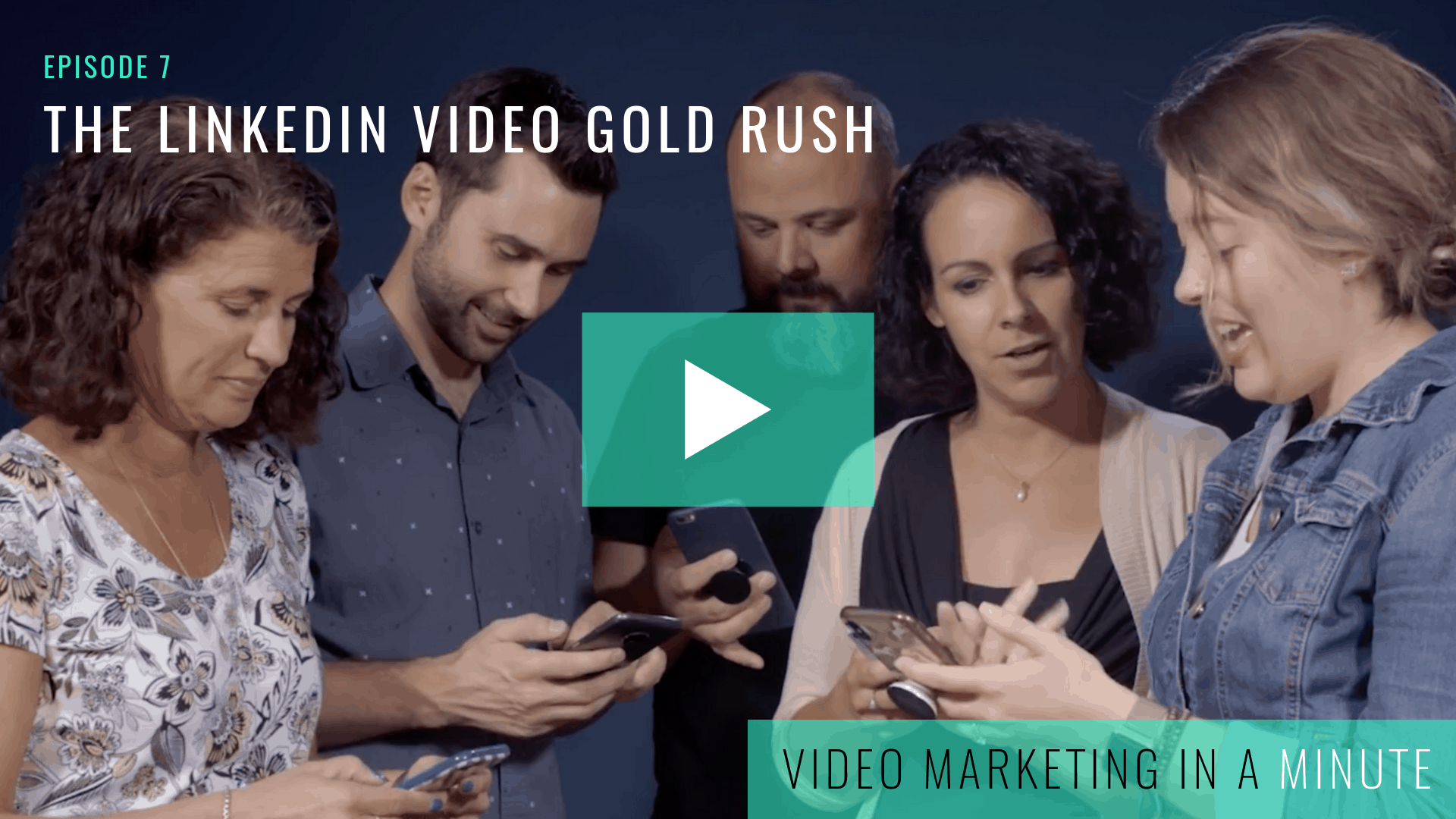 VMIM: Episode 7 – The LinkedIn Video Gold Rush