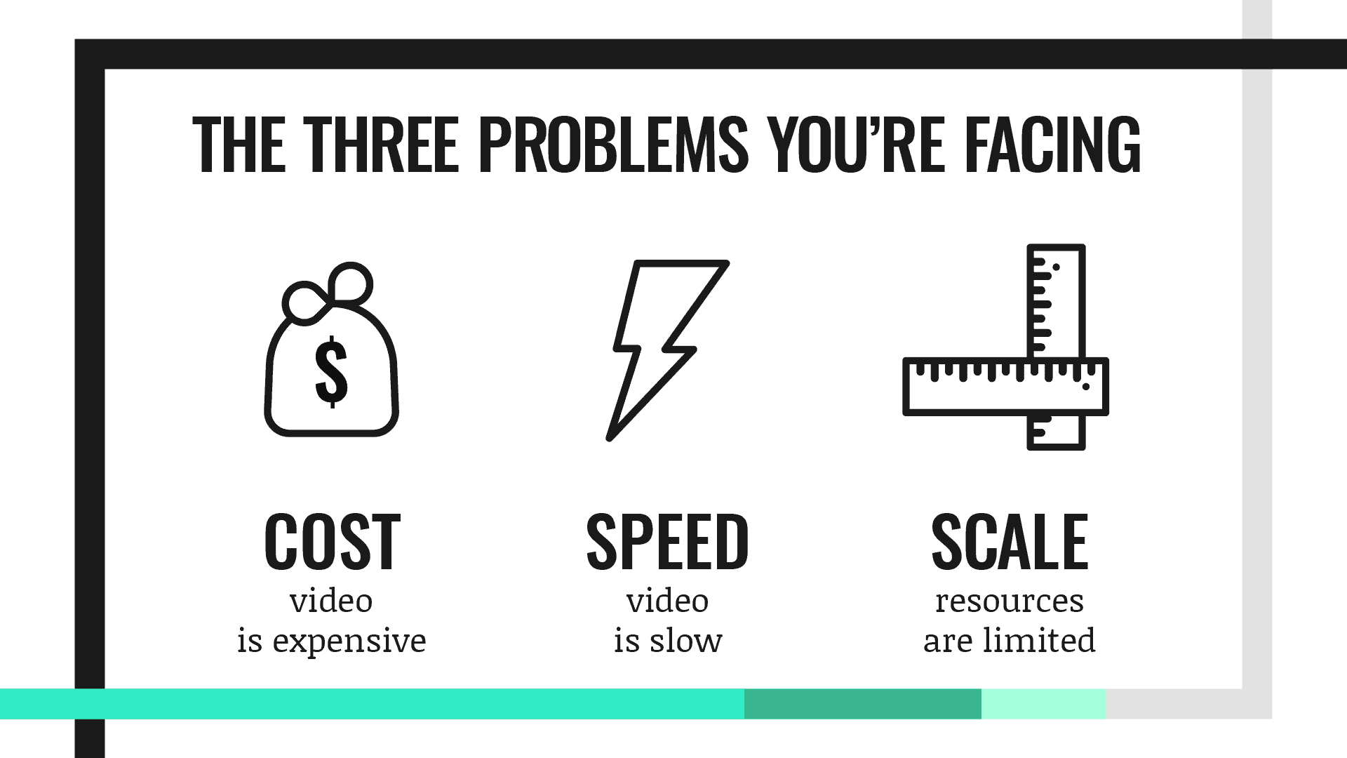 Three problems PNG